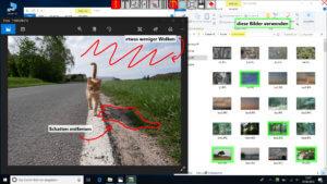 DrawOnScreen