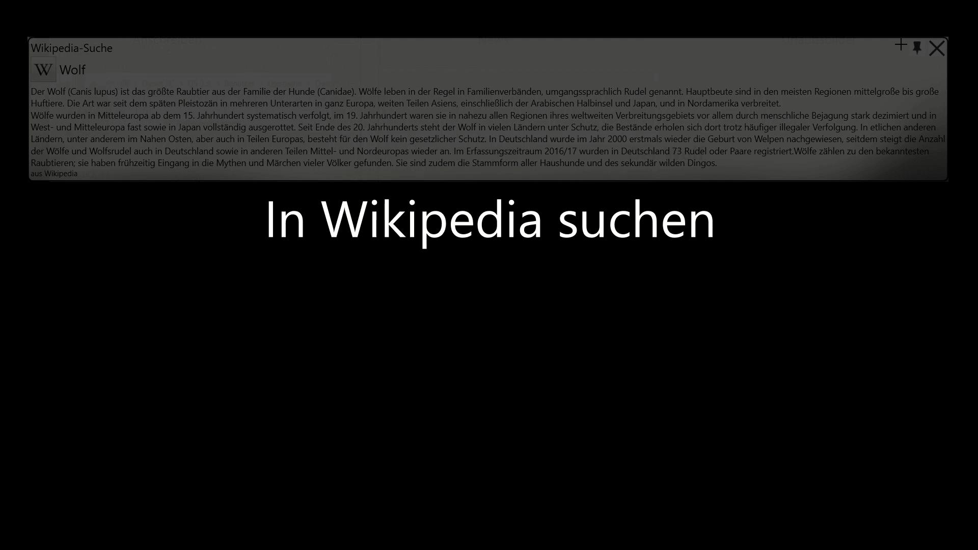 In Wikipedia suchen